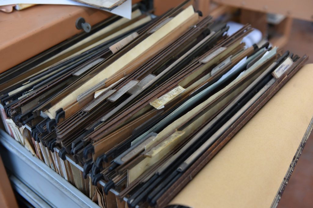 Prepare your files for office consolidation