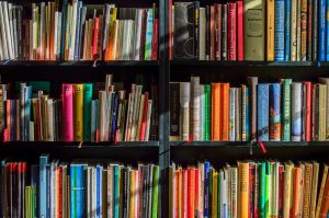 Books - how to get organized to move