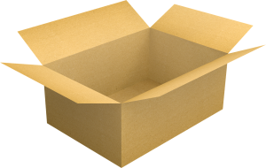 Moving Essentials Kit - Cardboard Box