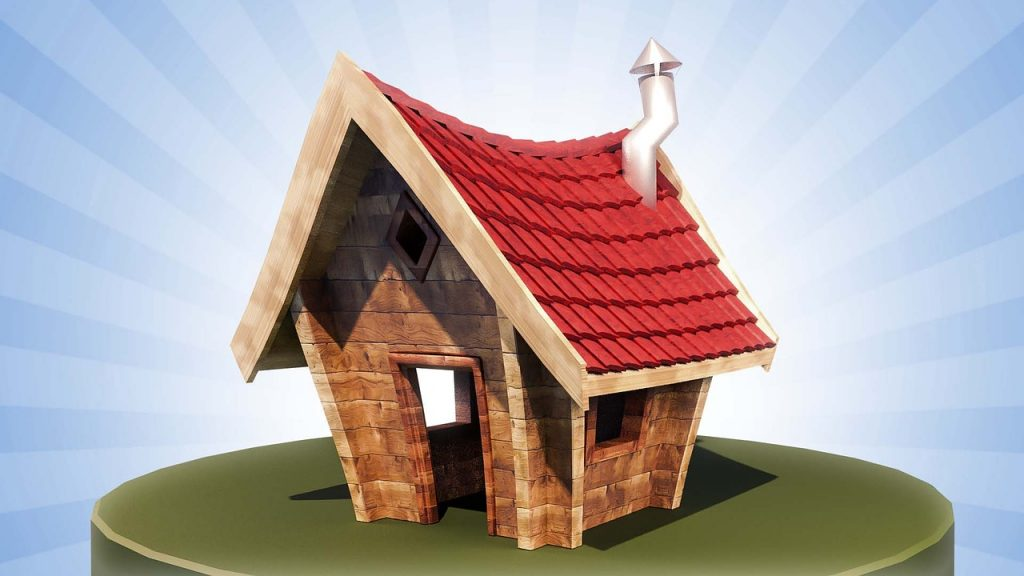 downsizing your home - small house
