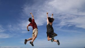 jumping with joy - the best places to live in Brandon