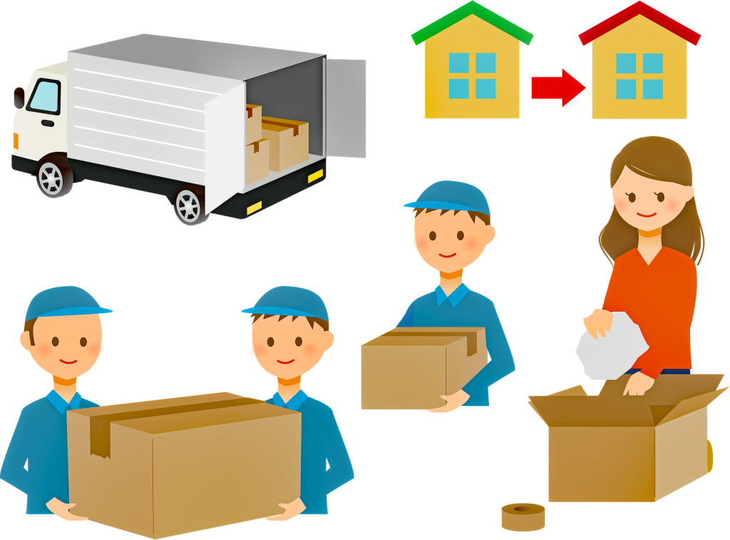 how to move your family
